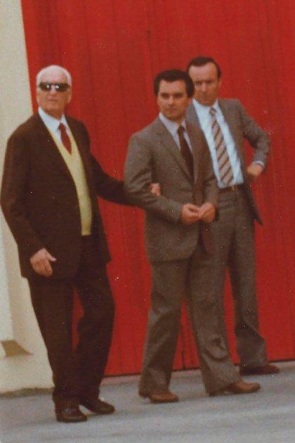 Caminando con Enzo Ferrari (Giorgio Ferri)