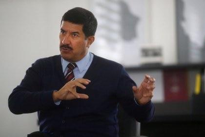 Javier Corral sigue de cerca el caso Duarte (Foto: Reuters / Edgard Garrido)