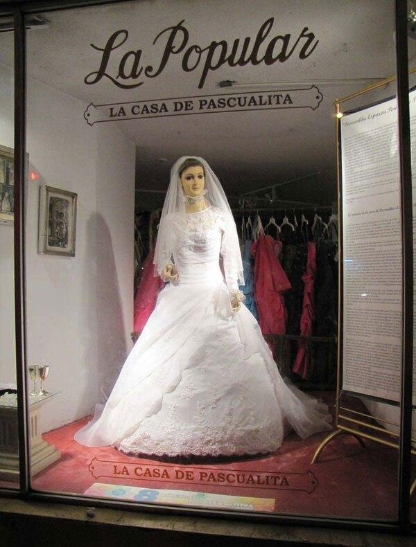 """La leyenda de la """"Pascualita"""", el famoso maniquí-cadáver de una ..."""