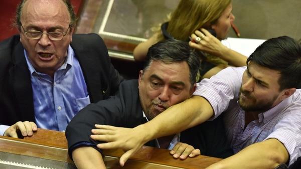 El escándalo en el escritorio de Monzó