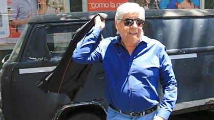 Hugo Moyano está esperanzado por el cambio de gobierno (Foto: NA)