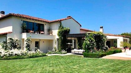 Khloé Kardashian vende su mansión de California por USD 18,5 millones (Crédito: The Society Group)