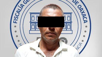 De acuerdo con el fiscal general de Oaxaca, el señalado podría alcanzar una pena superior a los 100 años. (Foto: Twitter@Fiscalia_GobOax)