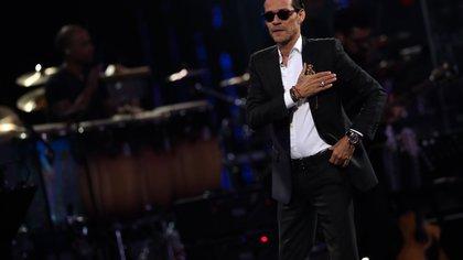 Con más de 360 mil espectadores, Marc Anthony se reivindicó con concierto gratis