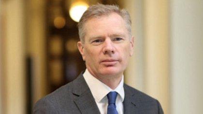 Rob Macaire, embajador del Reino Unido en Irán