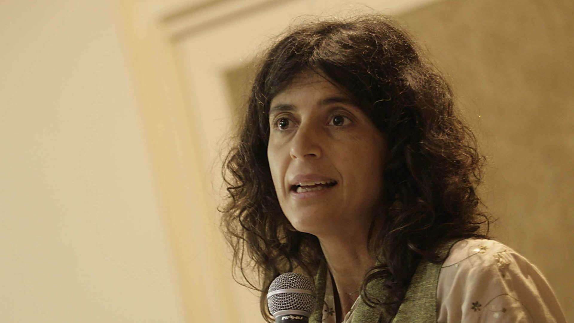 Romina Picolotti (Télam)