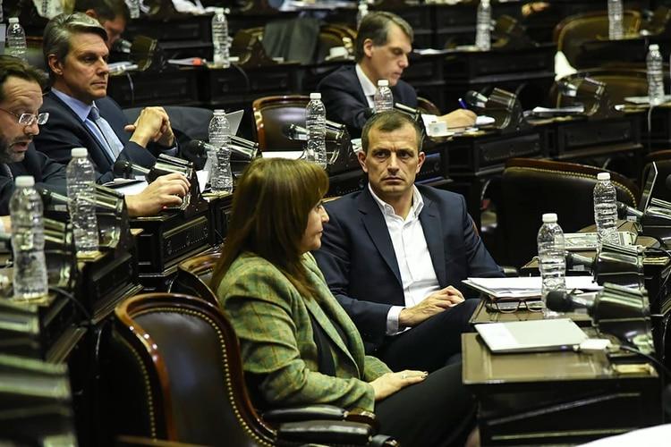 El diputado nacional y presidente del interbloque Federal, Eduardo