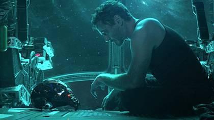 """Desde hace más de 10 años ha interpretado al superhéroe """"Iron man"""" (Foto: Captura Youtube)"""