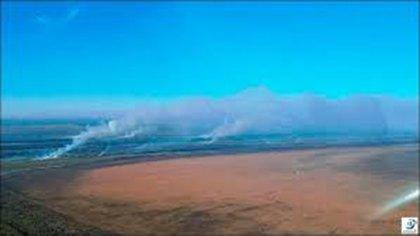 Preocupación de los productores agropecuarios por la imputación realizada por la Justicia Federal por los incendios en las Islas del Paraná (Informe 3)