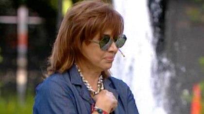 Nora Cárpena renunción a Corte y Confección Famosos, según contó Ángel de Brito