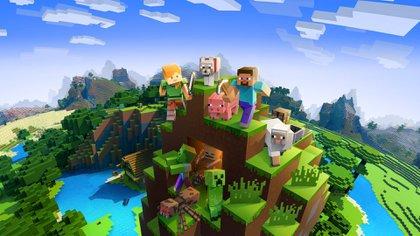 Minecraft, récord en cuarentena