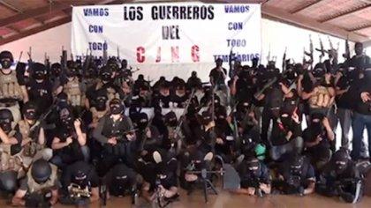 Cártel de Jalisco Nueva Generación