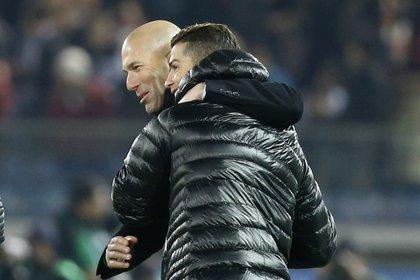 Una hipotética llegada a la Juventus significaría el reencuentro entre el francés y Ronaldo (Reuters)