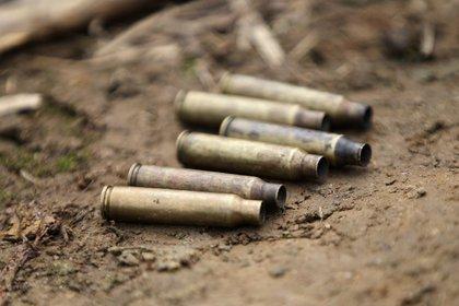Al parecer fueron asesinados cuatro campesinos y el abogado que los representaba en un proceso de reclamación de tierras. EFE/ERNESTO GUZMÁN JR./Archivo