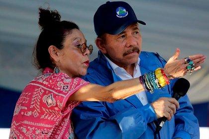 Daniel Ortega estaría buscando mecanismos para conservar el poder de su familia, sin jugarse el gobierno en elecciones. (Cortesía l Prensa)