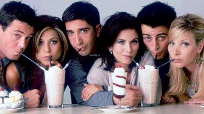 El especial de Friends podrá ser grabado en marzo de 2021 (Foto: Warner Bros.)