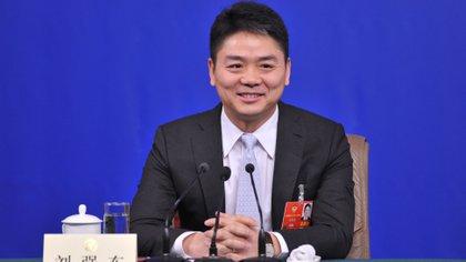 Richard Liu Qiangdong (Shutterstock)