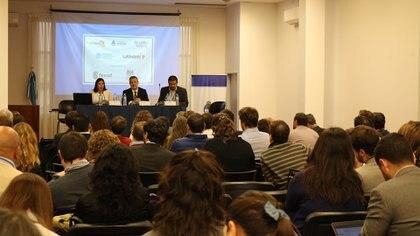 El panel de cierre de la Conferencia realizada en la Procuración General de la Nación