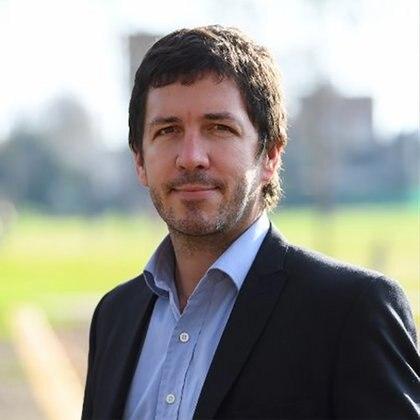 Gerónimo Ustarroz, el nuevo representante del Poder Ejecutivo en el Consejo (Twitter: @gustarroz)