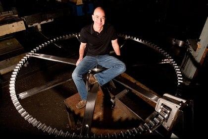 Bezos y el reloj de los 10 mil años
