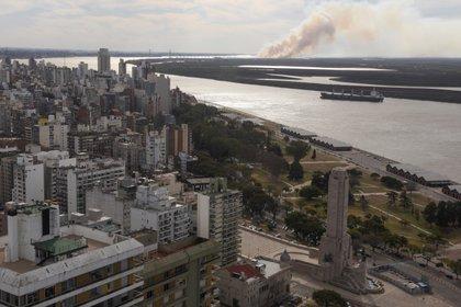 La provincia de Santa Fe está en etapa de aislamiento social, pero en Rosario rigen algunas restricciones