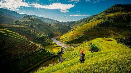 """""""Al mirar hacia el futuro para futuros viajes, quiero abrazar la libertad de poder moverme, y me entusiasma la idea de ponerme en las manos hospitalarias de otra persona"""" (Shutterstock)"""