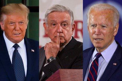 Andrés Manuel López Obrador dijo que dará su postura hasta que las autoridades de EEUU confirmen al ganador  (Foto: Archivo)
