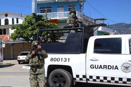 En 2014, tras el secuestro de uno de sus hijos, Pedro Pablo Urióstegui Salgado encabezó un movimiento de autodefensa en Teloloapan (Foto: Cuartoscuro)