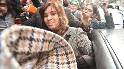 Cristina Kirchner recibió su primera prisión preventiva en la causa del memorándum con Irán (Guille Llamos)