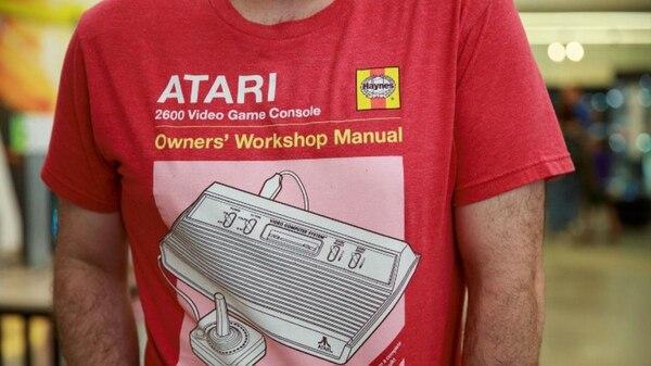 Atari se consolidó como uno de los principales fabricantes de consolas en el mercado mundial