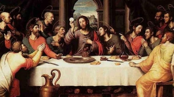 La Cuaresma dura 40 días y concluye el Jueves Santo, cuando Jesús cenó por última vez con sus discípulos