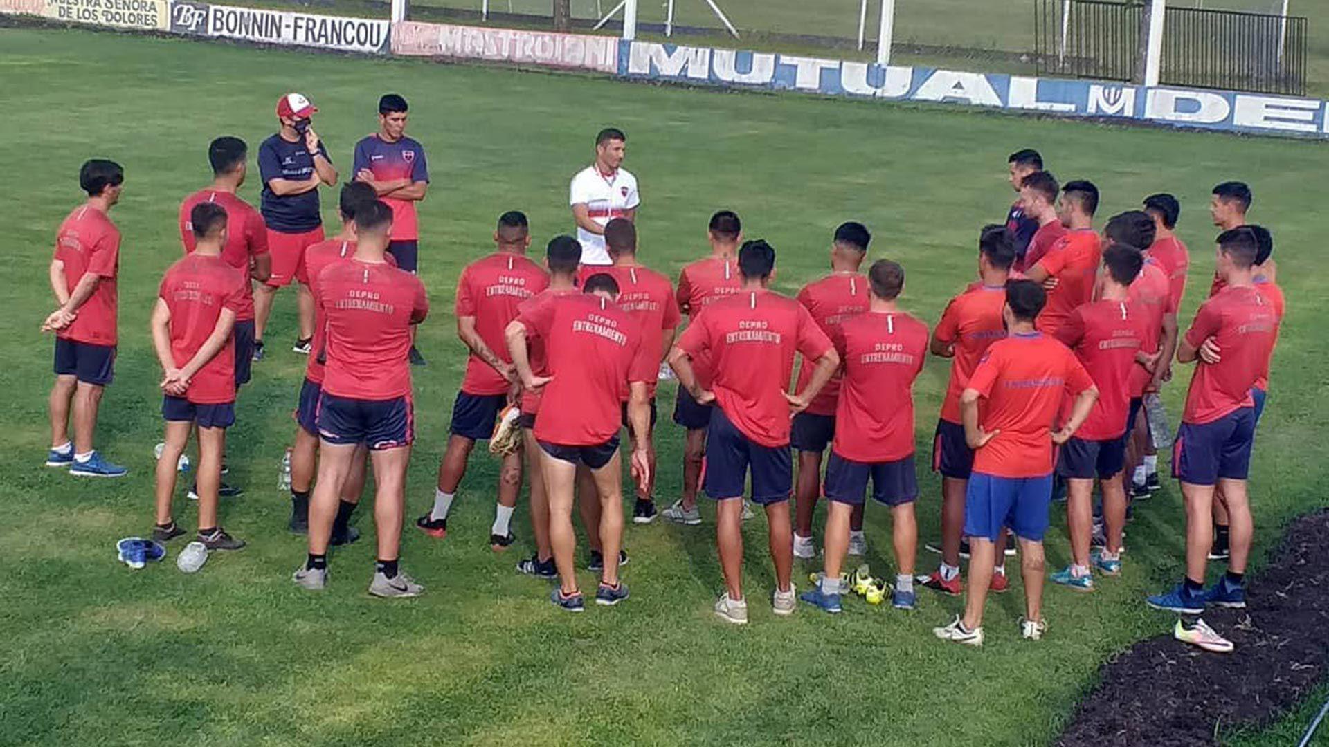 Sergio Chitero, nuevo entrenador Depro