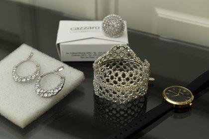 La bijouterie que usará Prandi(Maximiliano Vernazza)