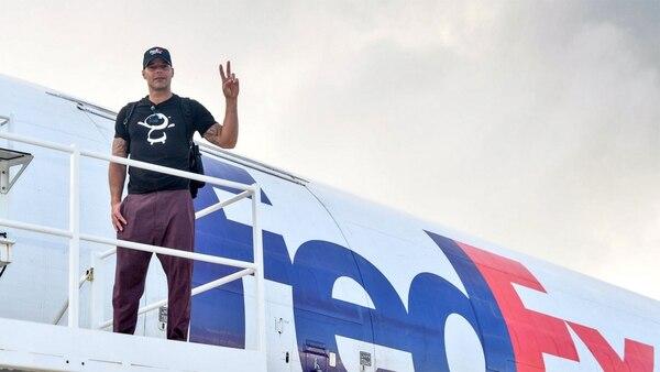 Ricky Martin viajó a Puerto Rico tras el huracán María para ayudar a los damnificados