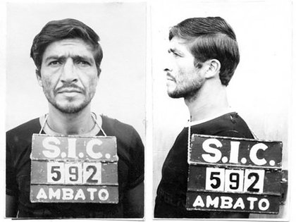 Pedro Alonso López, es considerado como el peor asesino serial de la historia de Colombia.