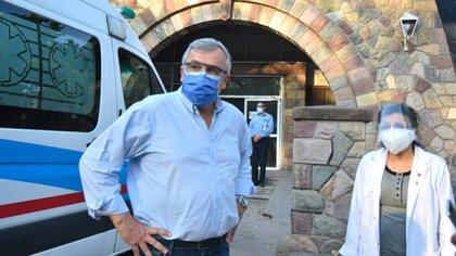 Gerardo Morales, que ya dio positivo de coronavirus, venía pidiendo ayuda para su provincia.