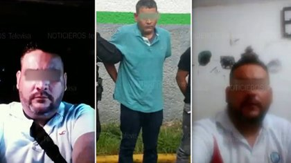 """""""El Vaca"""" es señalado como autor intelectual del ataque al jefe de policía, García Harfuch (Foto: twitter/siete_letras)"""