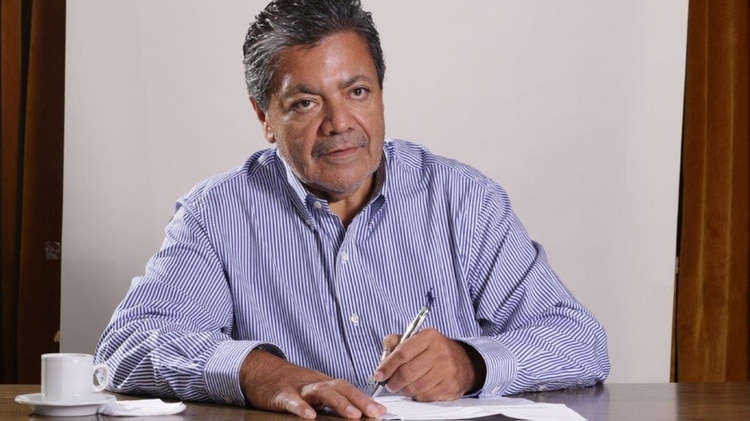 El titular de la UOCRA, Gerardo Martínez