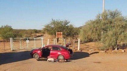 This Monday three bodies were found in Hermosillo, Sonora.  (Photo: Twitter / hugsNoBalazo)