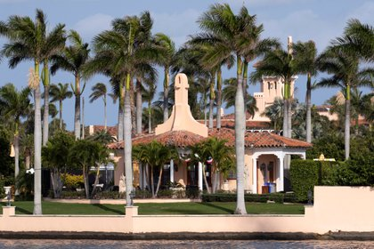 El complejo Mar-a-Lago de Donald Trump en Palm Beach, Florida, REUTERS/Joe Skipper
