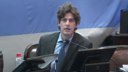Martín Lousteau anunció el apoyo de Juntos por el Cambio al proyecto de reestructuración de la deuda