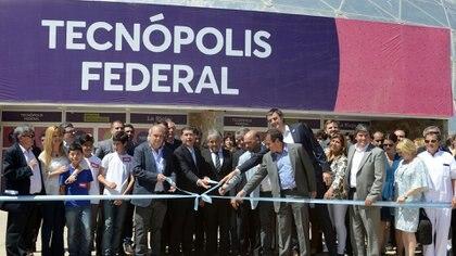 Tecnópolis Federal se inauguró este jueves en la provincia de La Rioja