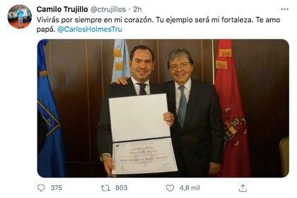 Trino de Carlos Trujillo.