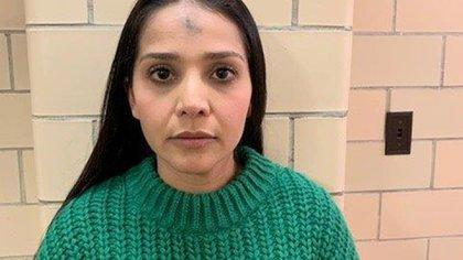 La hija del Mencho se enfrenta a 51 meses de prisión (Foto: Twitter / @DEAHQ)