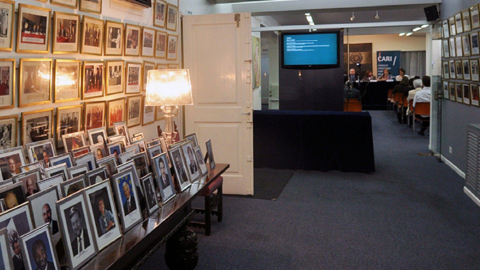 Consejo Argentino de Relaciones Internacionales