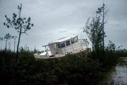 Minnis dijo que lamentablemente la cifra aumentará y que hay heridos graves entre la más de una veintena de las Islas Ábaco que fueron transportados a Nueva Providencia, donde se encuentra la capital, Nassau (AP)
