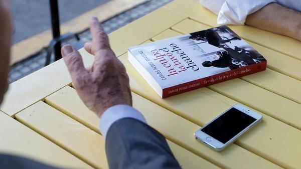 """""""La culpa la tuvo el chancho"""", la autobiografía de Spadone"""