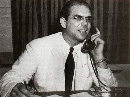 Goar Mestre, el cubano creador de Canal 13