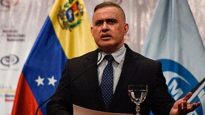Tareck William Saab, fiscal general de la dictadura venezolana