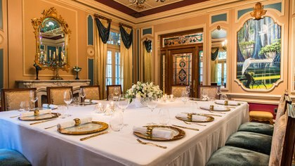 21 Royal es una exclusiva experiencia gastronómica a la que todos pueden acceder, si tienen 15 mil dólares, claro